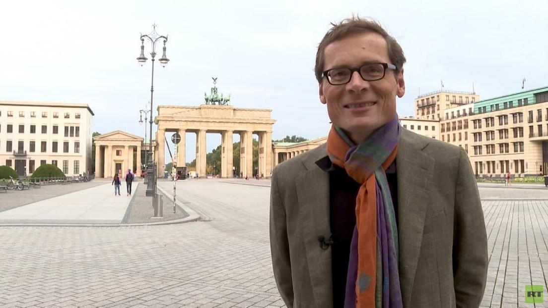 """Roger Köppel zur Bundestagswahl: """"Scholz hat rote Legionen der Untoten wieder zum Leben erweckt"""""""