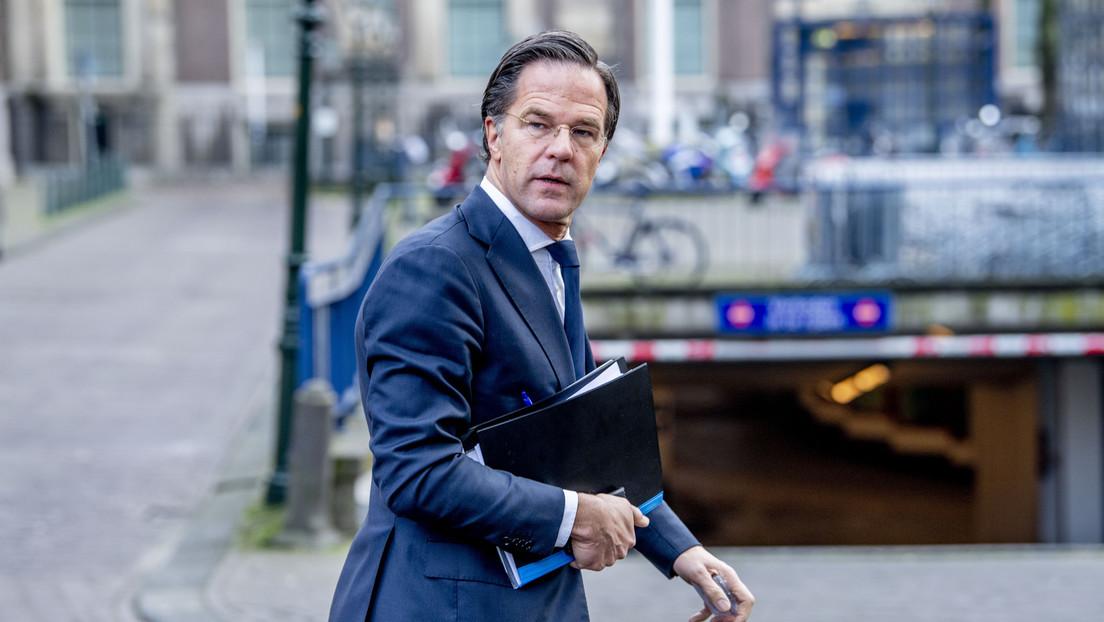 Niederlande: Polizei befürchtet Attentat der marokkanischen Mafia auf Ministerpräsident Rutte