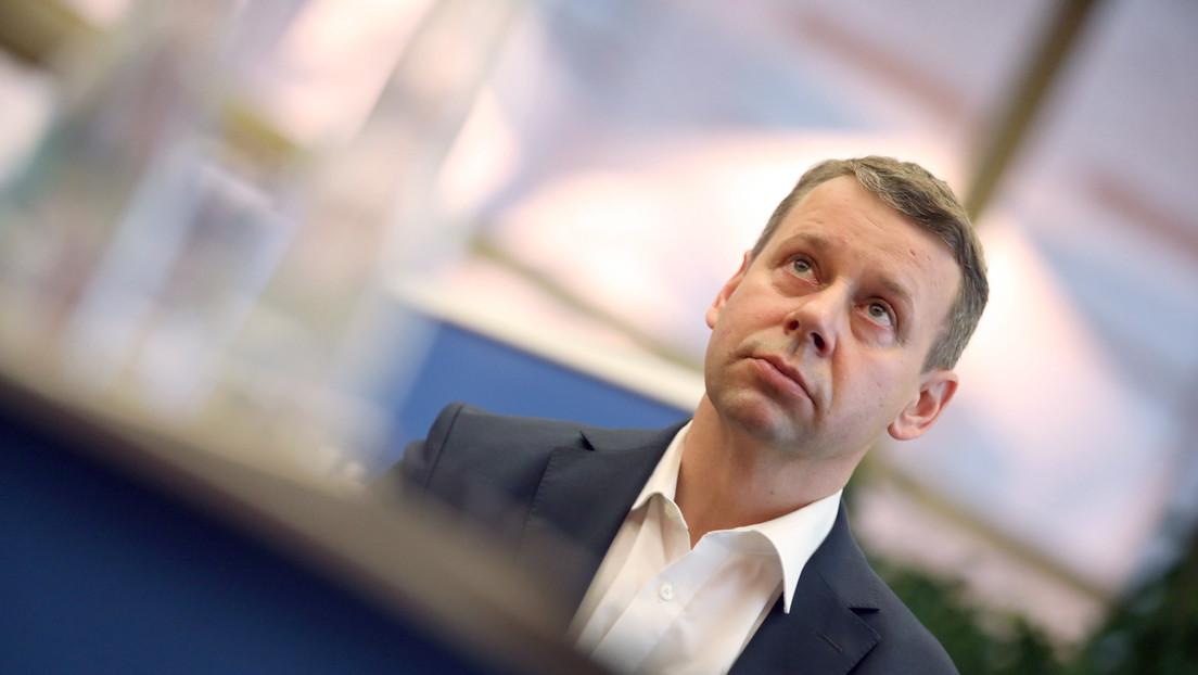 CDU-Landesvorsitzender Mecklenburg-Vorpommerns mit sofortiger Wirkung zurückgetreten