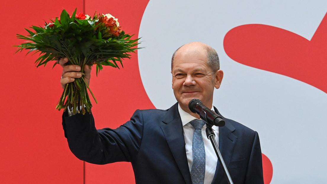 Live-Ticker zur Bundestagswahl: Zwei Drittel der Deutschen sehen Scholz als Bundeskanzler