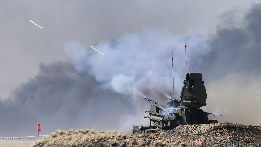 Syrien: Russland schießt Miliz-Drohne ab