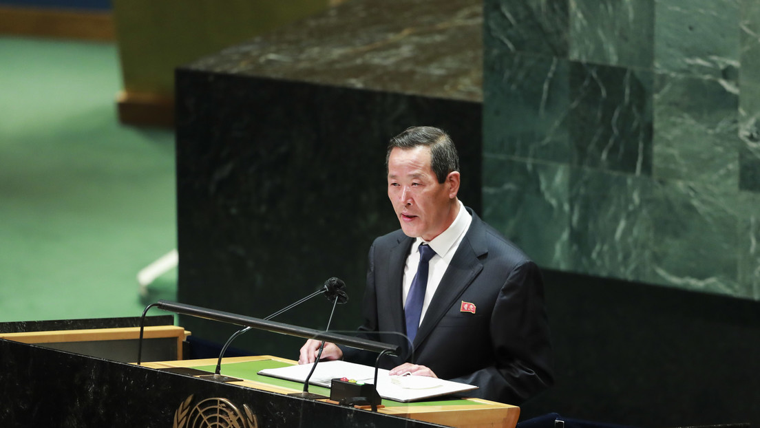 "Nordkorea kritisiert vor UN-Generalversammlung ""feindselige"" US-Politik"