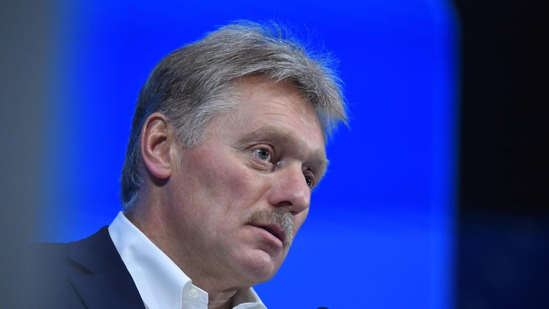 Kreml-Sprecher: NATO-Beitritt der Ukraine bedeutet für Moskau Überschreitung roter Linie