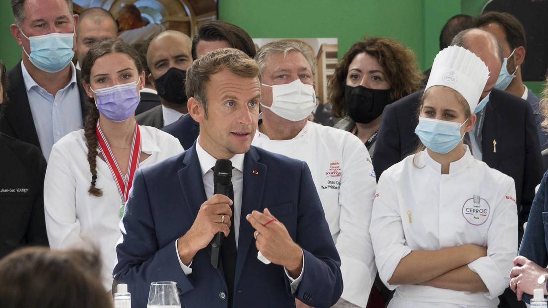 Nach Ei-Angriff auf Macron: Täter muss in Psychiatrie