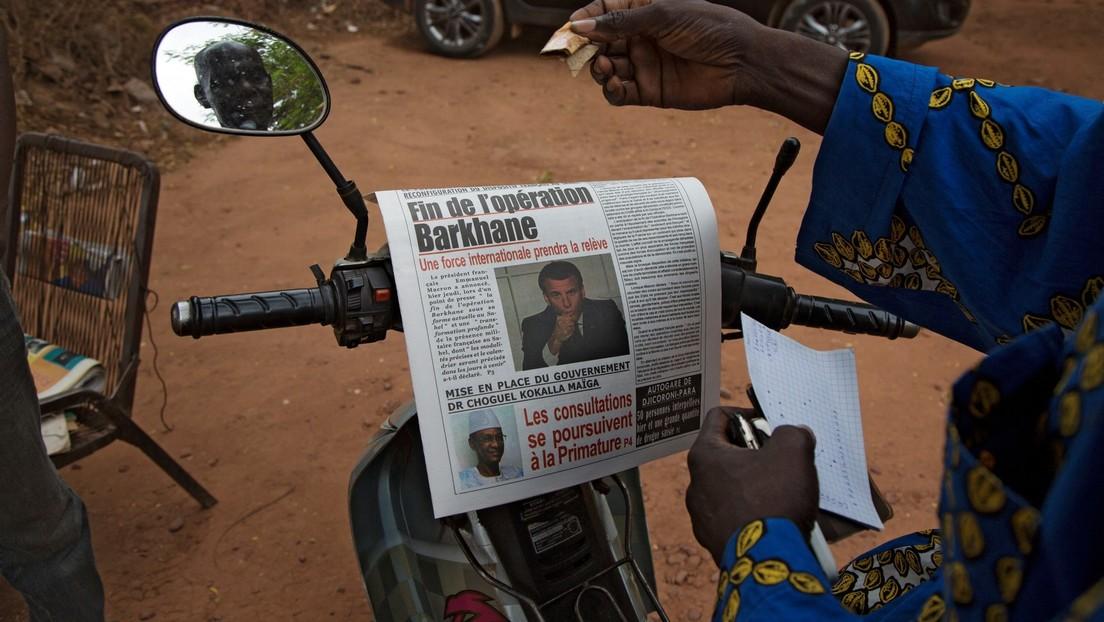 """""""Das Blut französischer Soldaten"""": Nach Afghanistan-Debakel liegen die Nerven bei Mali blank"""