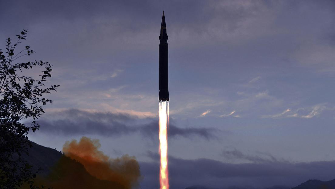 Nordkorea meldet erfolgreichen Test neuer Hyperschallrakete
