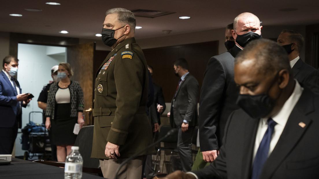 Anhörung im US-Senat: Militärführung widerspricht offen Biden zum Abzug aus Kabul