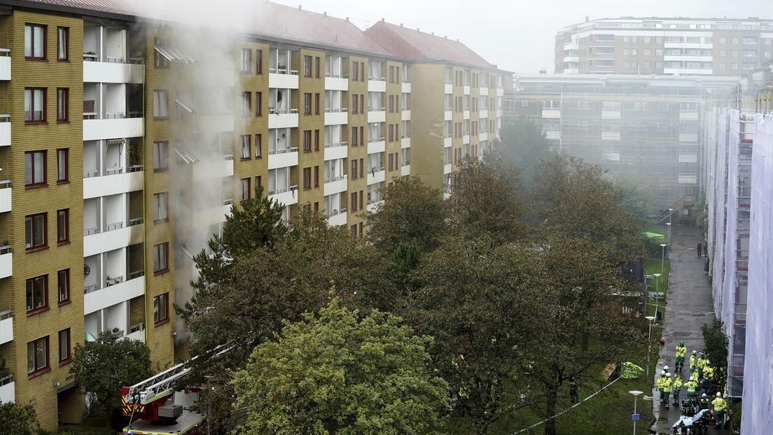 Explosion in Göteborg: Mutmaßlich krimineller Hintergrund bringt schwedischen Premier in Bedrängnis