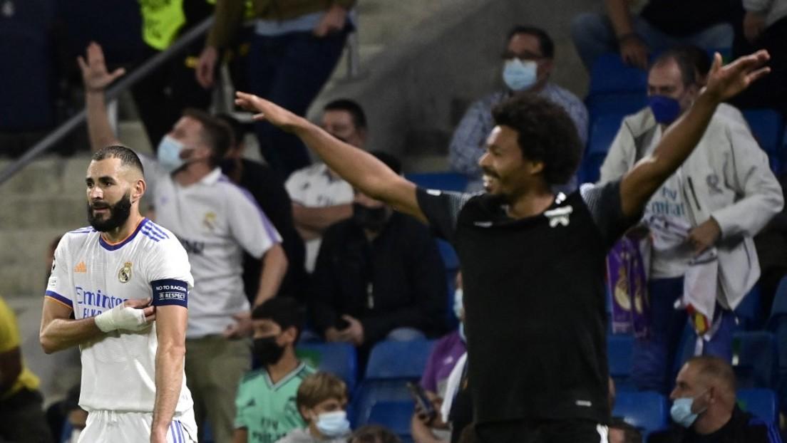 Real Madrid blamiert sich in Champions-League gegen Sheriff Tiraspol aus Transnistrien