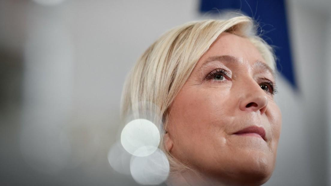 """""""Nationaler Vorrang für Franzosen"""" – Marine Le Penwill Referendum über Einwanderung"""