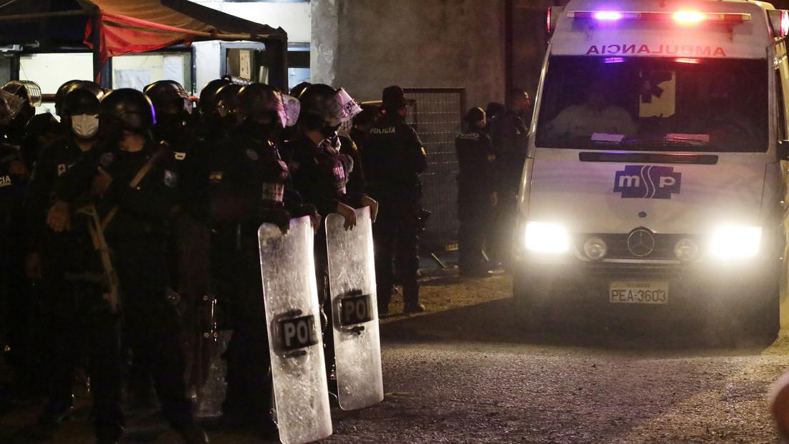 Ecuador: 29 Tote bei Kämpfen verfeindeter Banden in einem Gefängnis