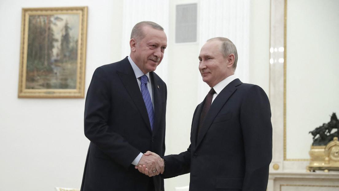 Vor dem Treffen zwischen Putin und Erdoğan in Sotschi: Mehrere Themen auf der Agenda