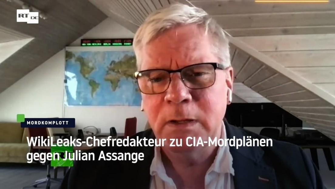 WikiLeaks-Chefredakteur zu CIA-Mordplänen gegen Julian Assange