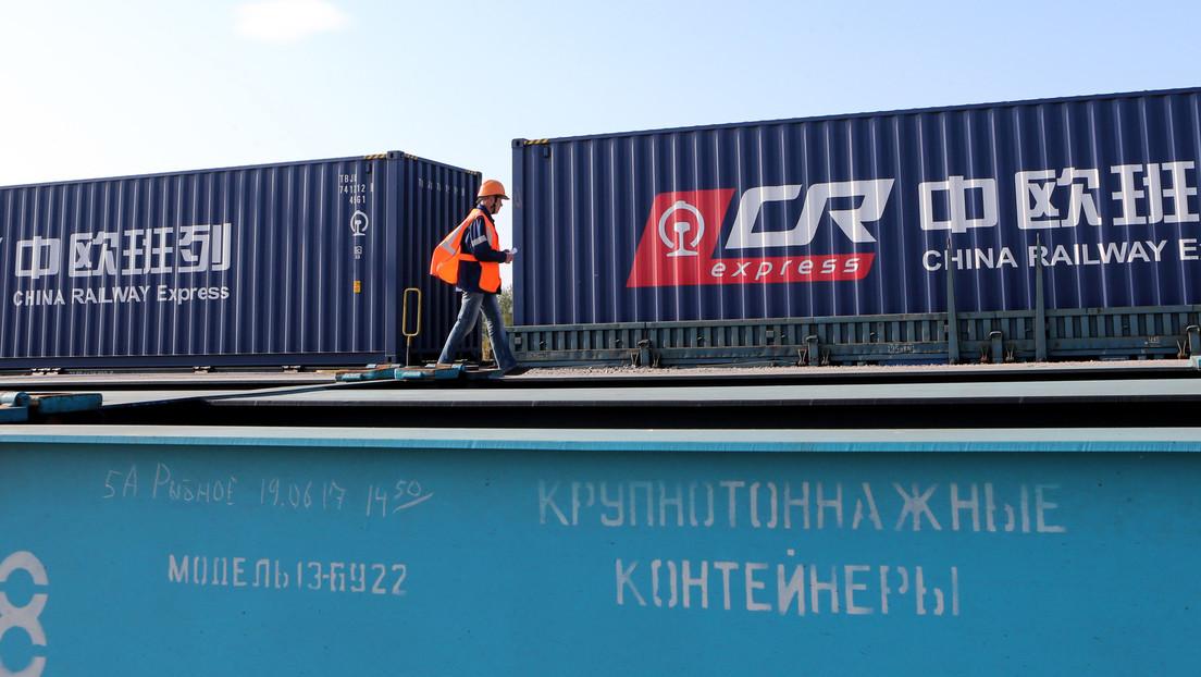 Moskau: Handel zwischen Russland und China erreicht 2021 wohl Rekordhoch