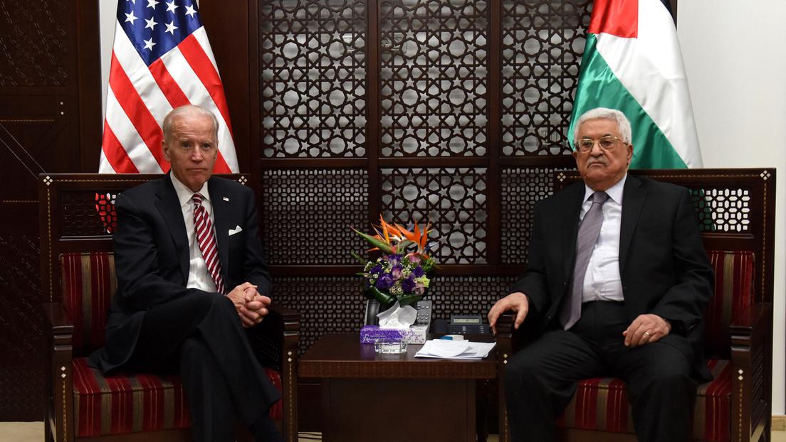Medienberichte: Biden lehnte Treffen mit Palästinenserpräsident Abbas bei UN-Vollversammlung ab