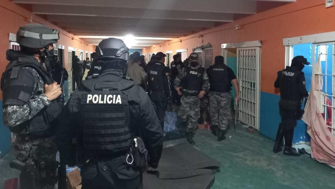 Bandenkrieg hinter Gittern: Zahl der Todesopfer bei Blutbad in Ecuador steigt auf 116