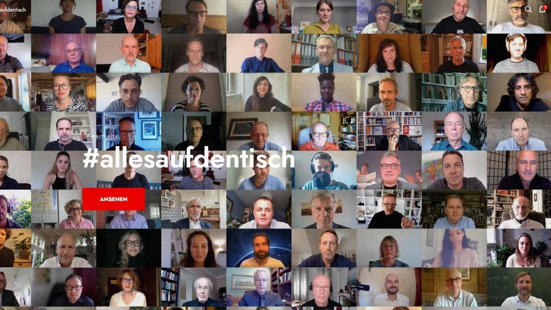 Neue Aktion #allesaufdentisch fordert offenen Diskurs: Künstler und Wissenschaftler im Gespräch