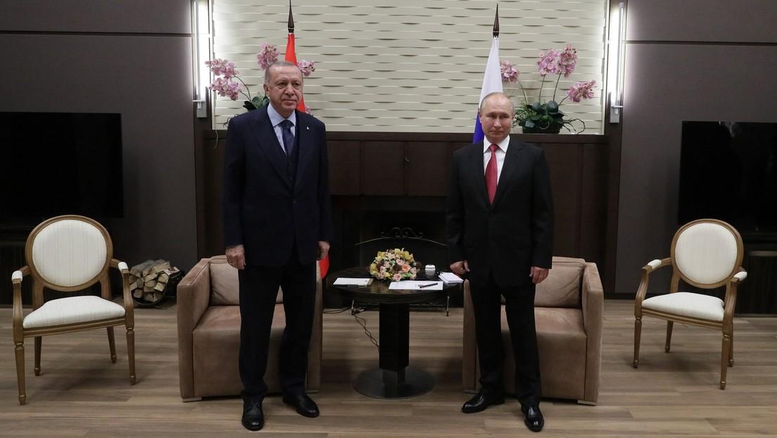 Putin-Erdoğan-Gipfeltreffen: Türkische Schaukelpolitik und Annäherung an Russland