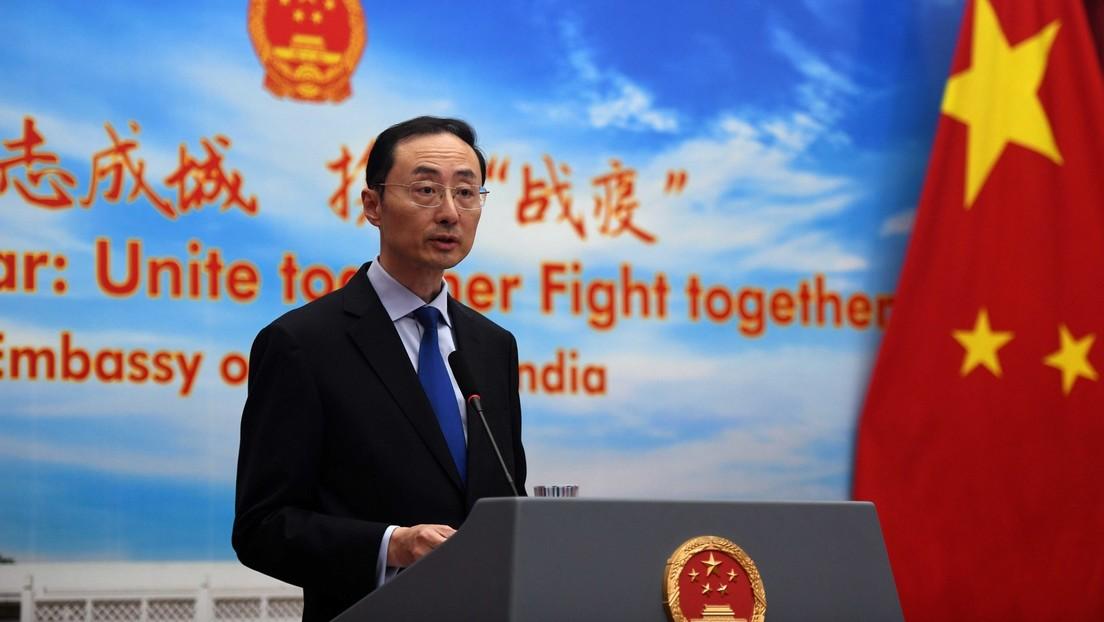 """""""Müssen uns auf halbem Wege entgegenkommen"""" – Chinas Indien-Botschafter zu Grenzstreit"""