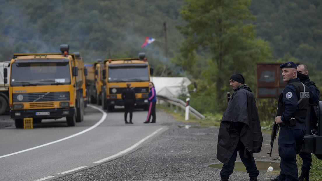 Serbien und Kosovo erlangen Einigung im Streit um Auto-Kennzeichen