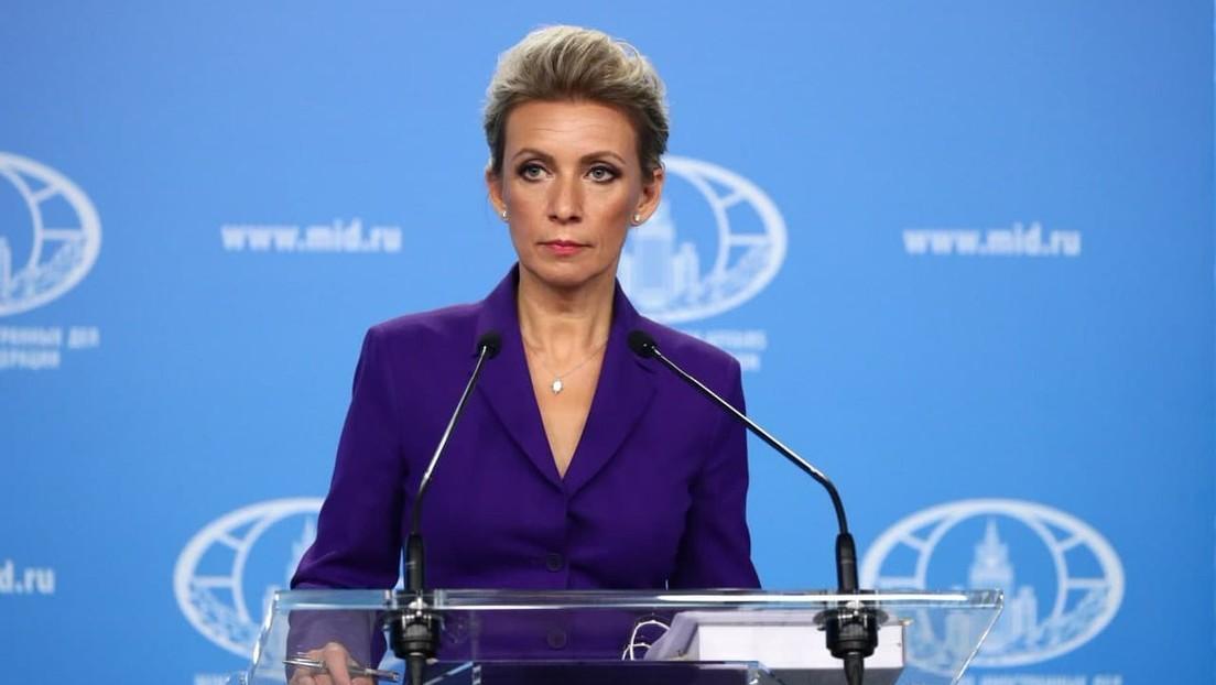 """""""Um gutes Verhältnis zur Pressefreiheit zu beweisen"""" – Sacharowa drängt auf Sendelizenz für RT DE"""