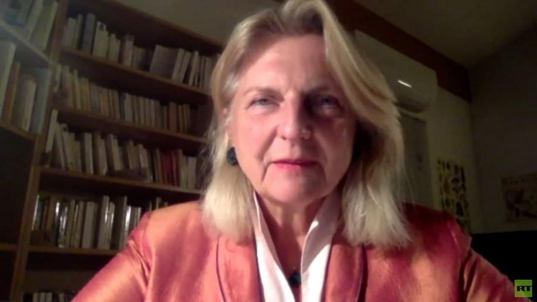 Karin Kneissl: RT-Sperrung ist nichts Neues, hat aber eine neue Qualität