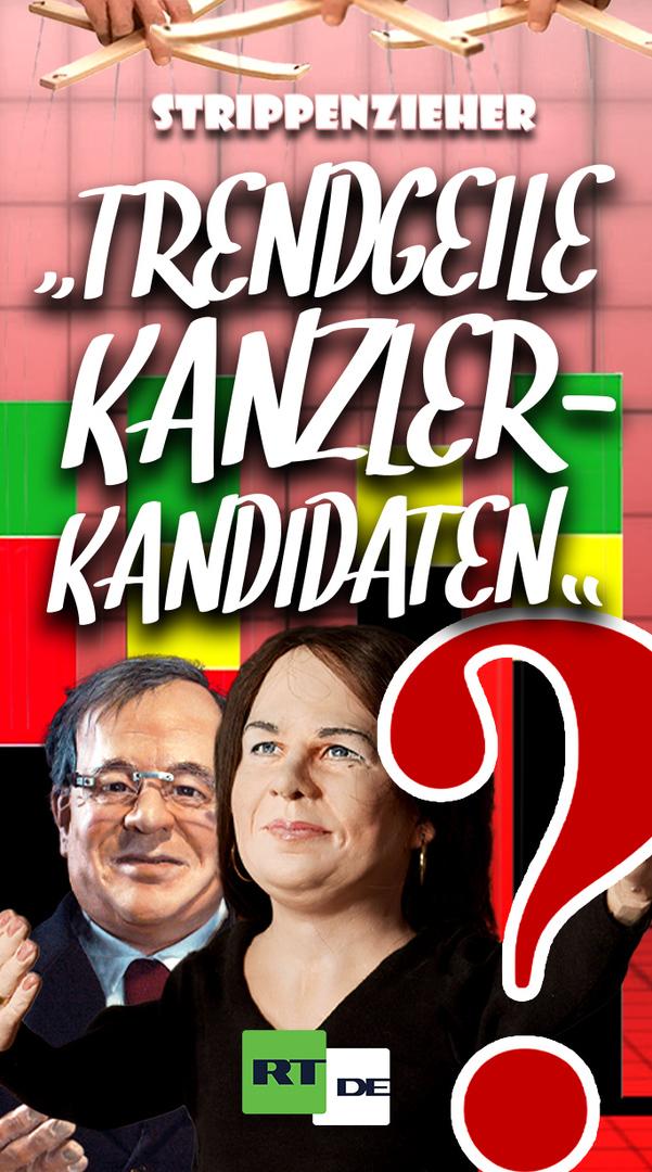 Trendgeile Kanzlerkandidaten | Geschleimt, gelogen, gewonnen?