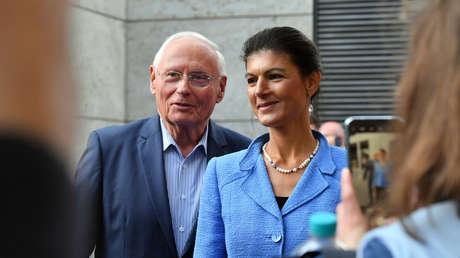 """Sahra Wagenknecht räumt mit """"Corona-Mythen"""" auf: """"Wie Merkel und Co. die Gesellschaft spalten"""""""