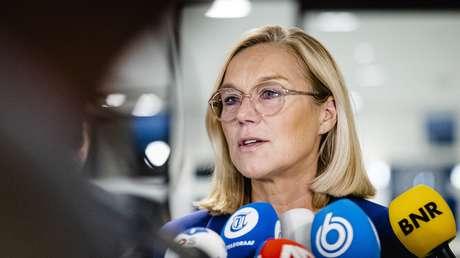 Nach Afghanistan-Votum: Niederländische Außenministerin tritt zurück