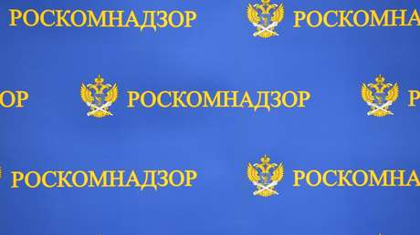Russische Aufsichtsbehörde Roskomnadsor über Löschung der YouTube-Kanäle von RT DE