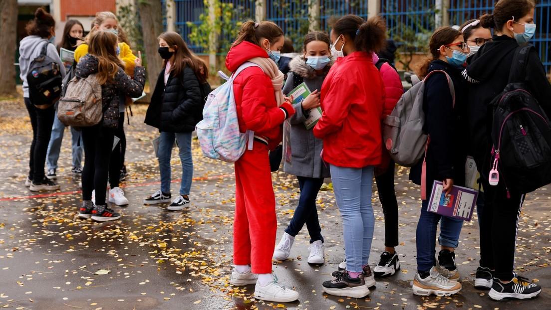 Frankreich: 3G-Regeln gelten ab sofort auch für Kinder ab 12 Jahren