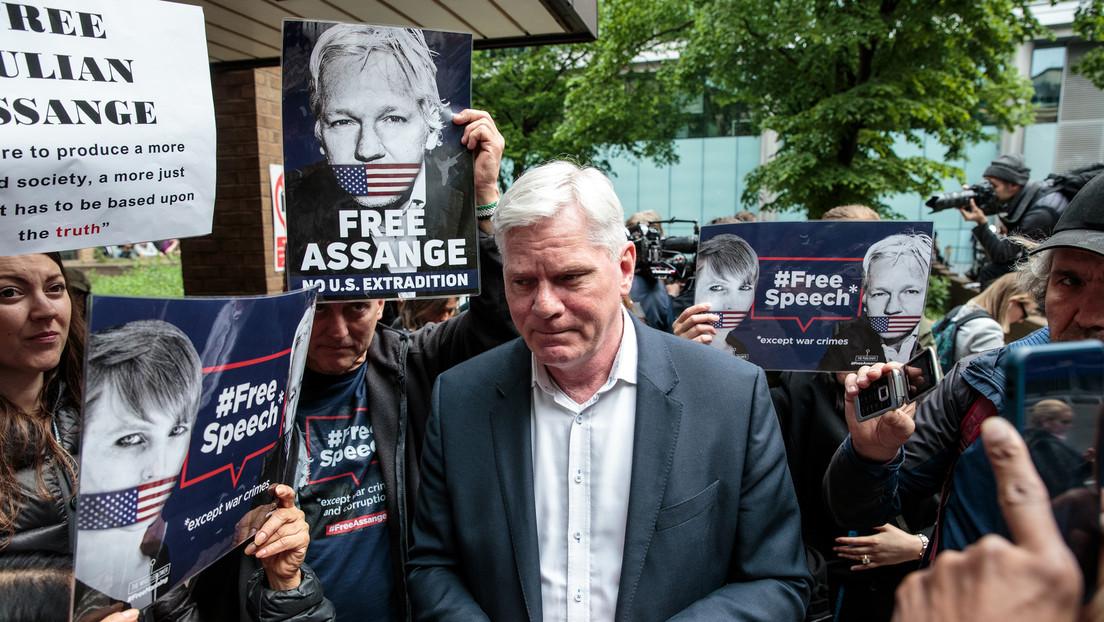 """WikiLeaks Chefredakteur: Ex-CIA-Chef """"bestätigte"""" Plan zur """"Entführung oder Tötung"""" von Assange"""
