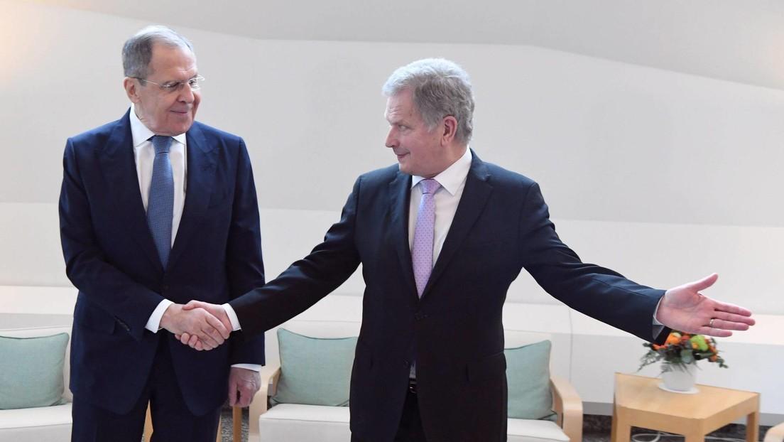 Finnlands Präsident erwägt NATO-Beitritt