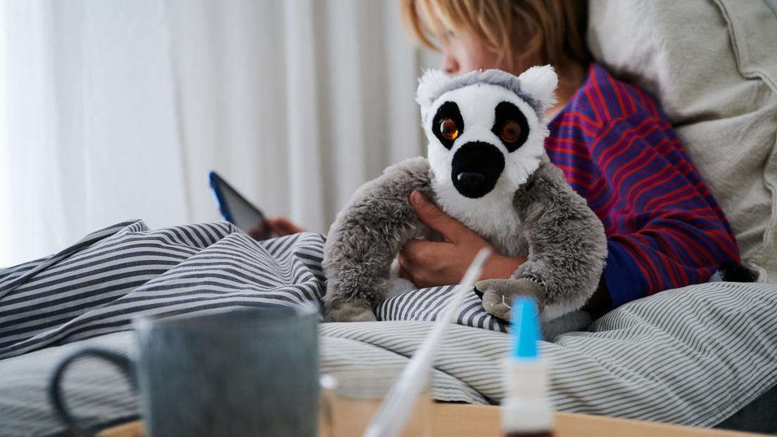 Folge der Corona-Maßnahmen: Viel mehr Kinder als üblich mit Atemwegsinfekten