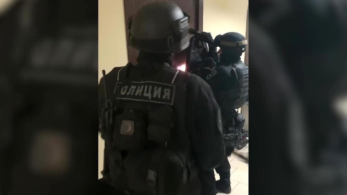 FSB zerschlägt Terrorzelle im Moskauer Umfeld – acht Männer festgenommen