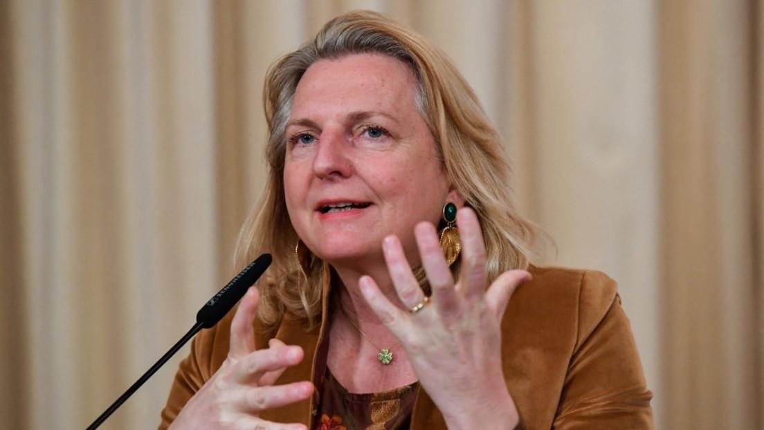 """Österreichische Ex-Außenministerin Kneissl sieht """"gewisse Naivität"""" in EU-Energiepolitik"""