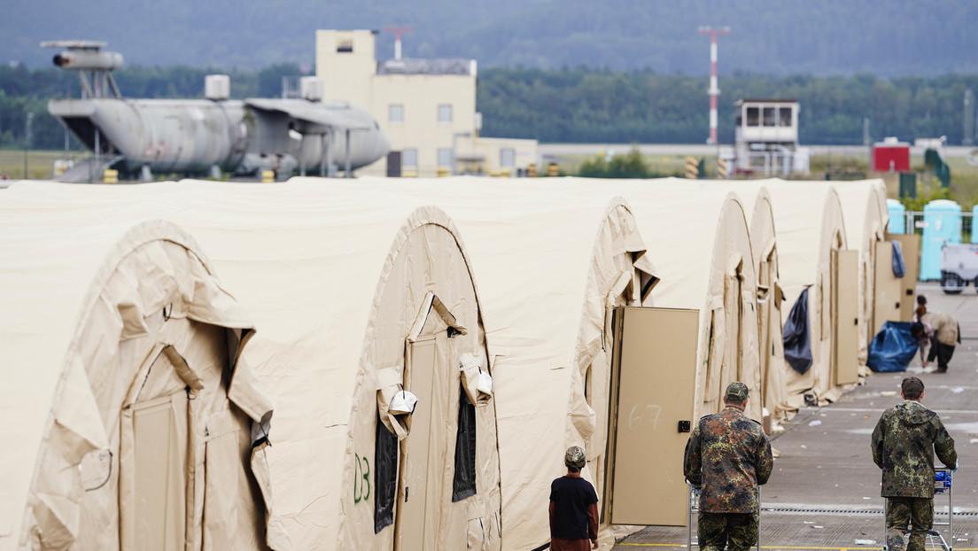 """""""Es tut uns leid"""" – Noch mehr als 9.000 Afghanen sitzen auf US-Stützpunkten in Deutschland fest"""