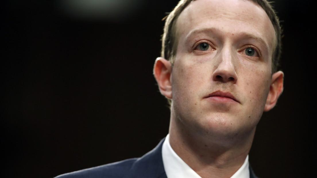 Zuckerberg verliert durch Ausfall bei Facebook mehr als sechs Milliarden US-Dollar