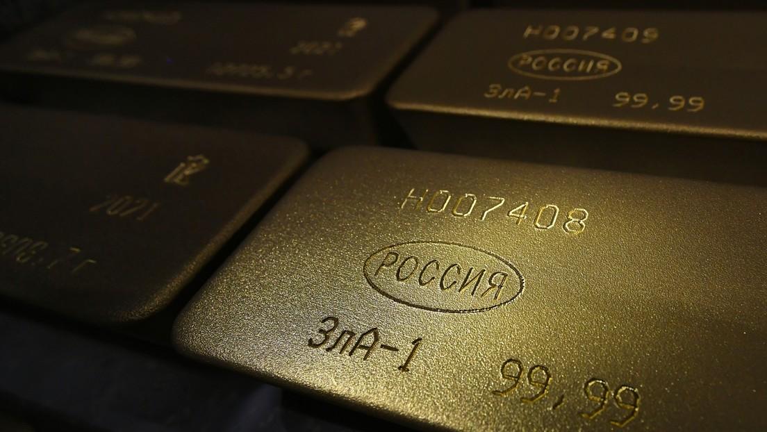 Schwindende Reserven: Russlands größter Goldproduzent fordert mehr Investitionen