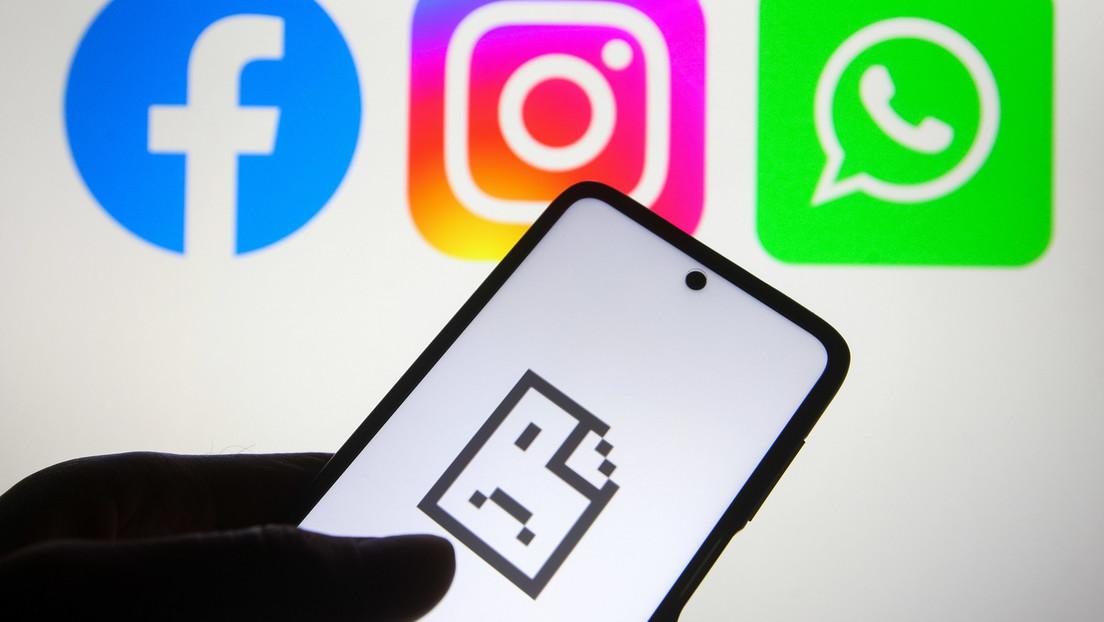 Russische IT-Firma schätzt Geschäftsverluste durch Facebook-Ausfall auf hunderte Millionen US-Dollar
