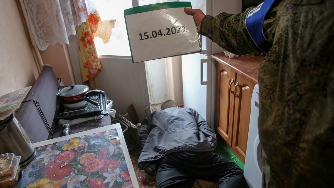 Verschwiegene Wahrheit: Über 80 Prozent der Zivilisten im Donbass sterben durch ukrainische Armee