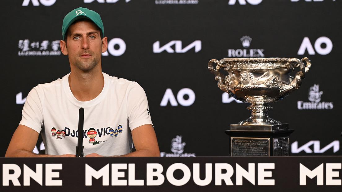 Wegen Corona-Impfpflicht: Tennis-Ass Djokovic droht vorzeitig Aus bei Australian Open