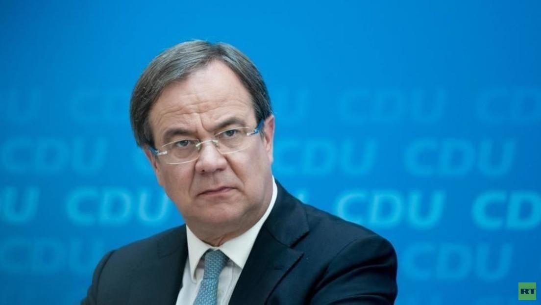 LIVE: Laschet gibt Presseerklärung nach CDU-Fraktionssitzung ab