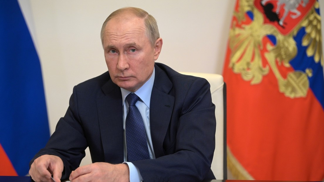 """Putin: """"Spekulation mit Klimawandel für Hysterie auf europäischem Energiemarkt verantwortlich"""""""