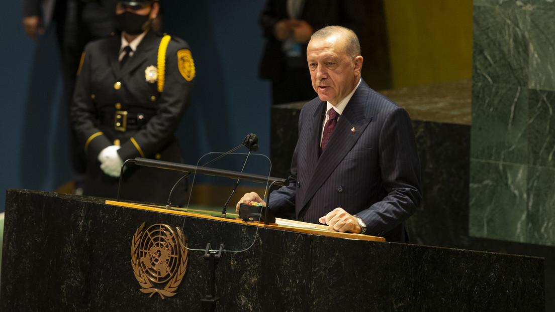 """Erdoğan verkündet Ende der """"Hegemonie des Westens"""" in neuem Buch"""