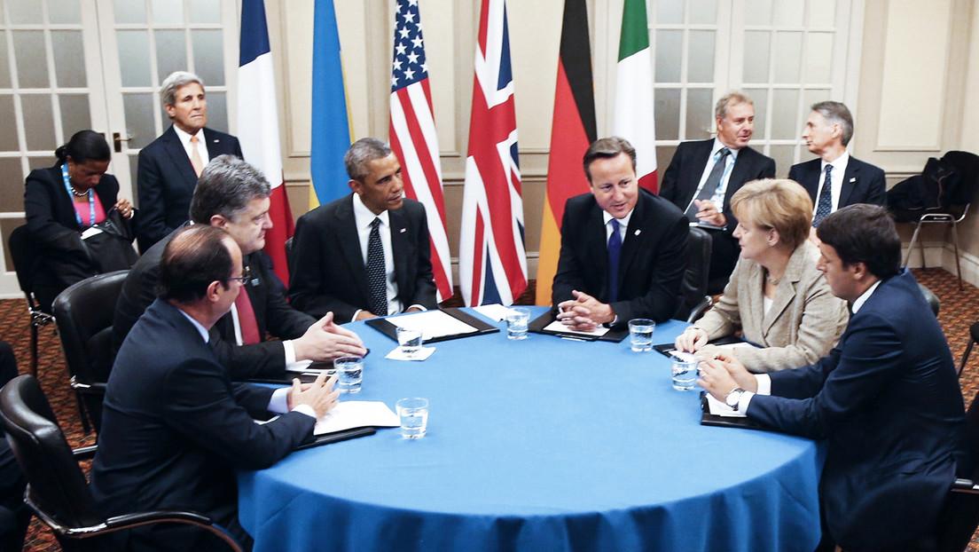 Ukrainischer Botschafter stellt Reparationsforderungen gegenüber Deutschland in Aussicht