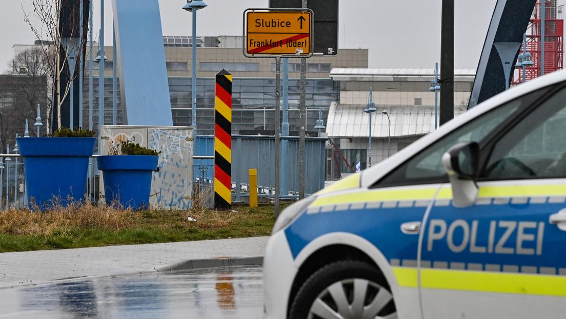 Frankfurt (Oder) auf neuer Migrantenroute? – Immer mehr Asylsuchende an deutsch-polnischer Grenze