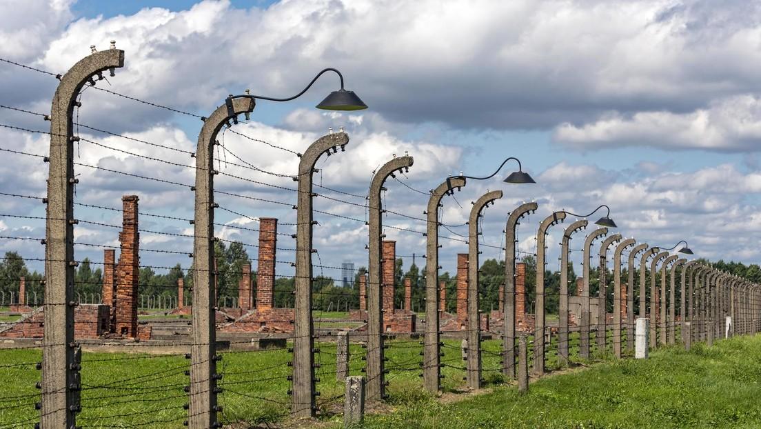 """""""Angriff auf Symbol der Tragödie"""": Antisemitische Schmierereien im ehemaligen KZ Auschwitz"""