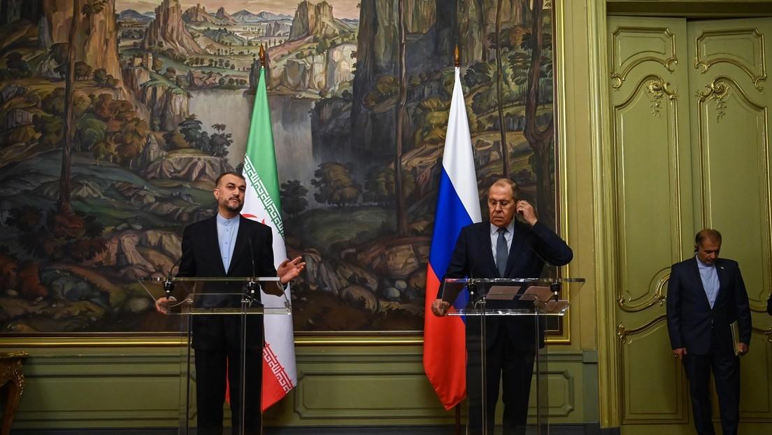 Iranischer Außenminister in Moskau: Teheran besorgt über Militärübungen im Kaukasus