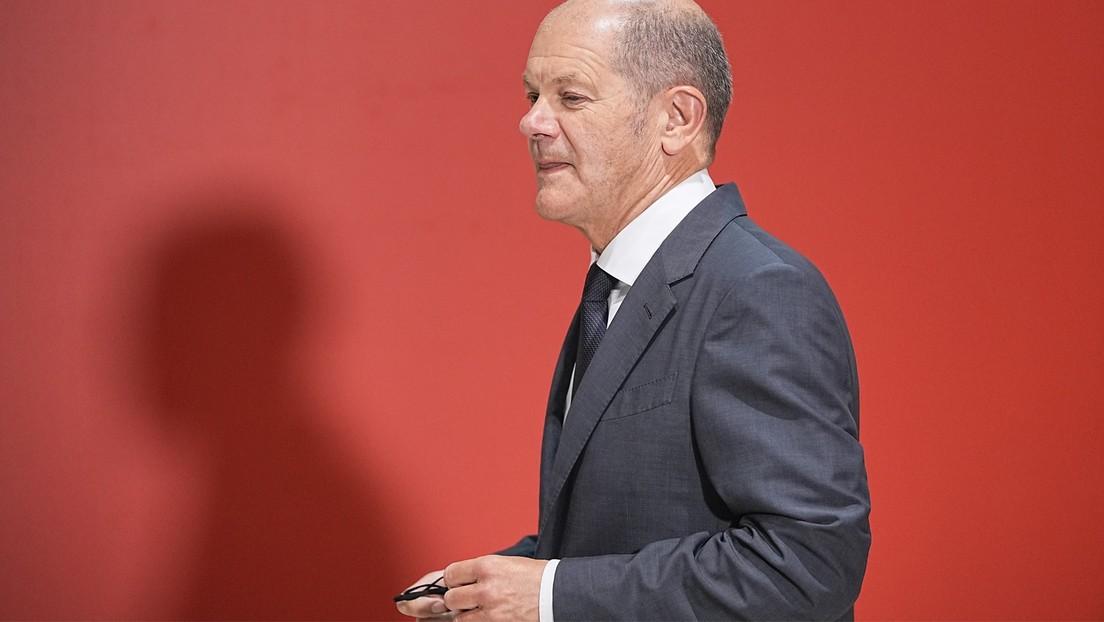 Der Scholz-Plan scheint aufzugehen: Mit vagem Parteiprogramm und einer Ampel ins Kanzleramt